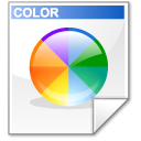Create a Harmony of web-safe (or any hexadecimal RGB) colors based on color theory using the color picker!